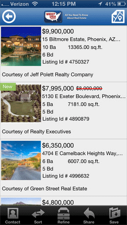 West USA Search App Page 02
